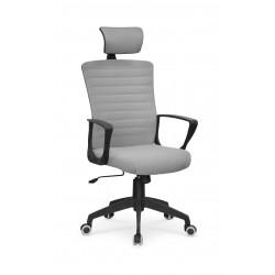 BENDER fotel pracowniczy popiel ( 1p1 szt ) - Halmar