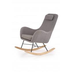 BOTAS fotel wypoczynkowy z funkcją kołyski - Halmar