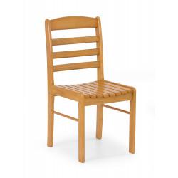 BRUCE krzesło olcha złota - Halmar