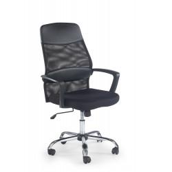 CARBON fotel pracowniczy czarny - Halmar