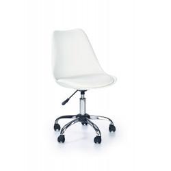 COCO fotel młodzieżowy biały - Halmar