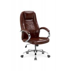CODY fotel gabinetowy brązowy - Halmar