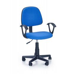 DARIAN BIS fotel młodzieżowy niebieski - Halmar