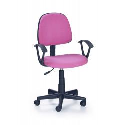 DARIAN BIS fotel młodzieżowy różowy - Halmar