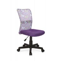 DINGO fotel młodzieżowy fioletowy - Halmar