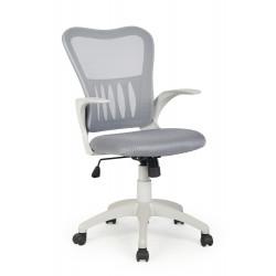 GRIFFIN fotel pracowniczy popielaty - Halmar