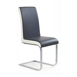 K103 krzesło popiel-biały - Halmar