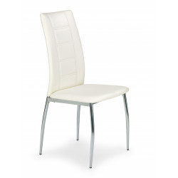 K134 krzesło biały - Halmar