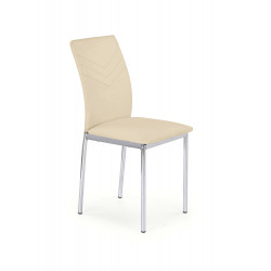 K137 krzesło beżowy - Halmar