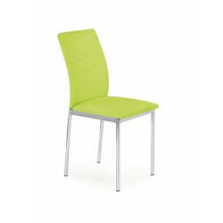 K137 krzesło lime green - Halmar