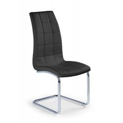 K147 krzesło czarny - Halmar