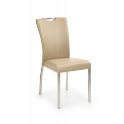 K178 krzesło ciemny beżowy - Halmar