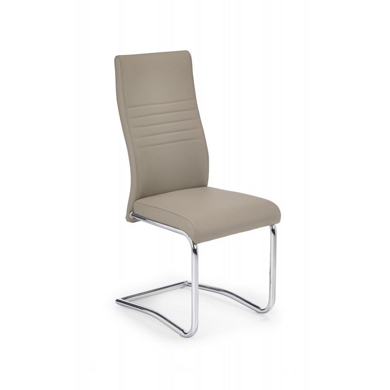 K183 krzesło cappuccino - Halmar
