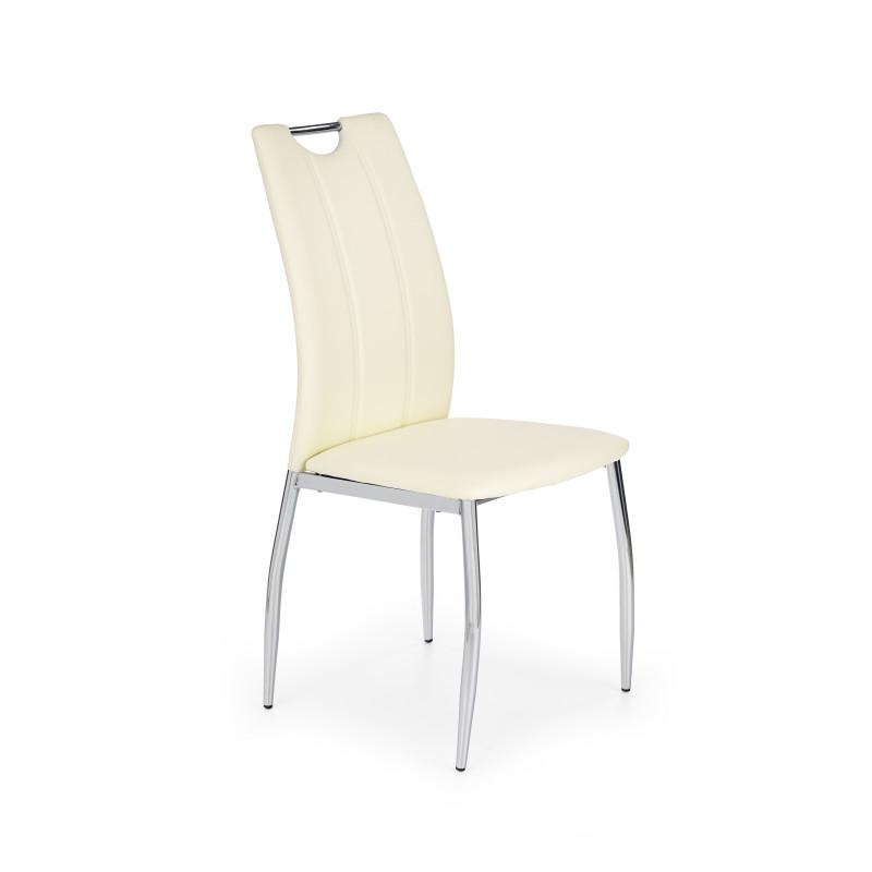 K187 krzesło białe - Halmar