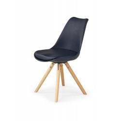 K201 krzesło czarne - Halmar