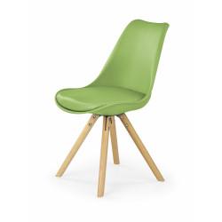 K201 krzesło zielony - Halmar