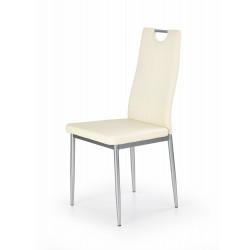 K202 krzesło kremowy - Halmar