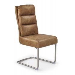 K207 krzesło brązowy - Halmar