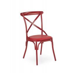 K216 krzesło czerwony - Halmar