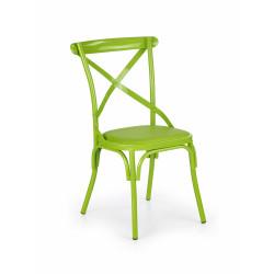 K216 krzesło zielony - Halmar