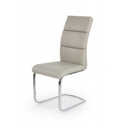 K230 krzesło jasny popiel - Halmar