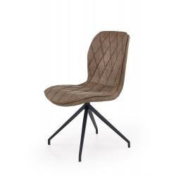 K237 krzesło beżowy - Halmar