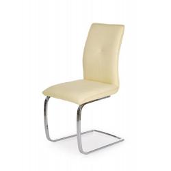 K252 krzesło waniliowy - Halmar