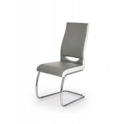 K259 krzesło popiel / biały - Halmar