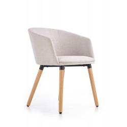 K266 krzesło beżowy - Halmar