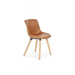 K267 krzesło brązowy - Halmar