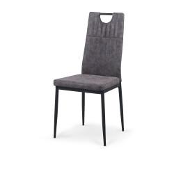 K275 krzesło popielaty MIAMI - Halmar