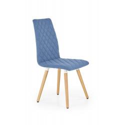 K282 krzesło niebieskie - Halmar