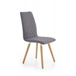 K282 krzesło popiel - Halmar