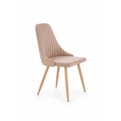 K285 krzesło beżowy - Halmar