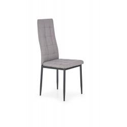 K292 krzesło popielaty - Halmar