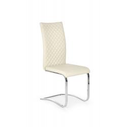 K293 krzesło kremowy - Halmar