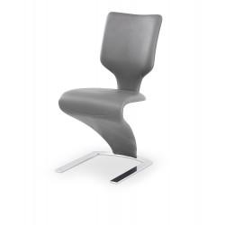 K301 krzesło jasny popiel / popielaty - Halmar