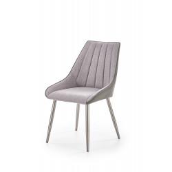 K311 krzesło ciemny popiel / jasny popiel - Halmar