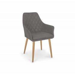 K343 krzesło popiel - Halmar