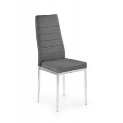 K354 krzesło popielaty - Halmar