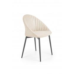K357 krzesło beżowy - Halmar