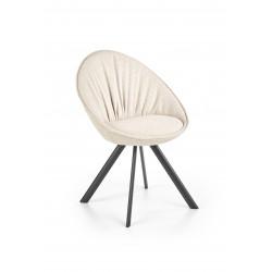 K358 krzesło beżowy - Halmar