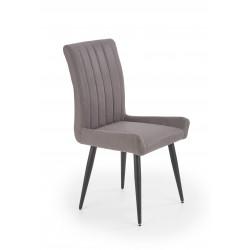 K367 krzesło ciemny popiel - Halmar