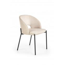K373 krzesło beżowy - Halmar