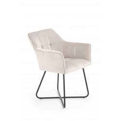 K377 krzesło beżowy - Halmar