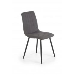 K397 krzesło popielaty - Halmar