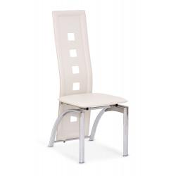 K4 krzesło kremowy - Halmar