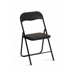 K5 krzesło czarny - Halmar