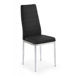 K70C new krzesło czarny  - Halmar