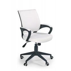 LUCAS fotel pracowniczy biały - Halmar
